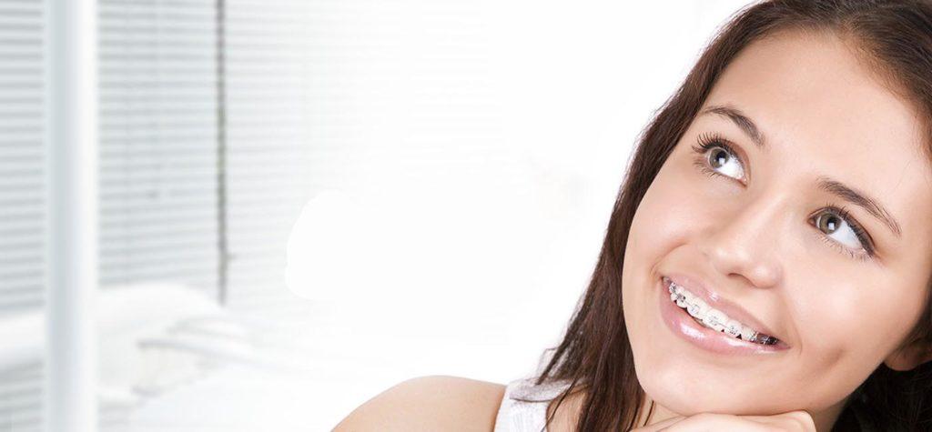 La alimentación con ortodoncia